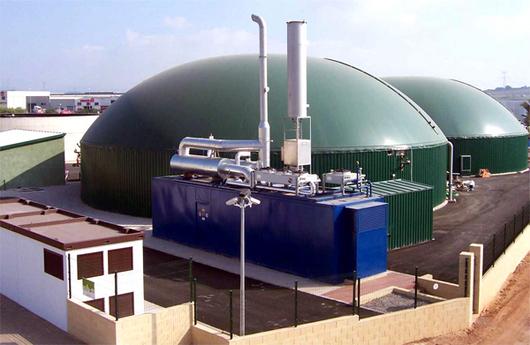 Resultado de imagen para Central Térmica Biogás Huinca Renancó.